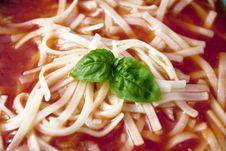 Free Bowl Of Tomato Soup Stock Photo - 2381110