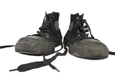 Free High Punk`s Gymshoes Stock Photos - 2383073
