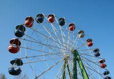 Free Big Wheel Royalty Free Stock Photos - 2383328