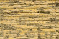 Free Brick Wall Stock Photography - 2383452