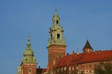 Free Wawel Castle Stock Images - 2383844
