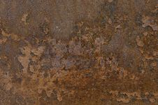 Free Rusty Wall Background Royalty Free Stock Image - 2384266