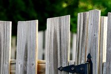 Free Old Fence Royalty Free Stock Image - 2384406