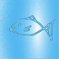 Free The Fish Sign Royalty Free Stock Images - 2386689