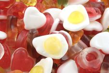 Free Jelly Sweet Royalty Free Stock Images - 2388729