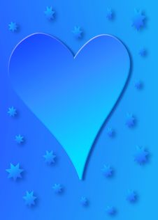 Free Cold Heart Stock Photos - 2389173