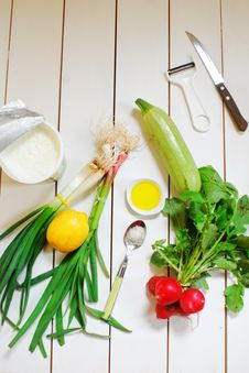 Free Ingredients For Soup Royalty Free Stock Images - 23800689
