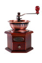 Free Manual Coffee Grinder Royalty Free Stock Images - 23827459