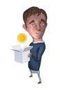 Free Solar Box Stock Images - 23829444