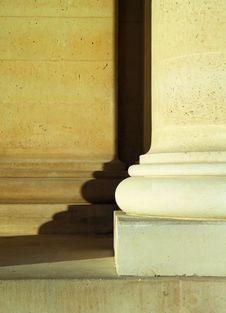 Free A Classical Architectural Detail Stock Image - 23821261