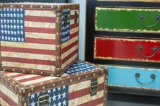 Free Magic Boxes Stock Photos - 23822083