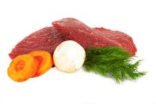 Free Raw Meat Stock Images - 23827814