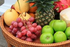 Free Fruits Royalty Free Stock Image - 23829936