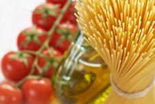 Free Italian Pasta Royalty Free Stock Photography - 23837107