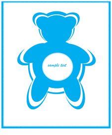 Free Teddy Bear Royalty Free Stock Photo - 23837765