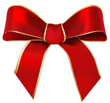Free Red Ribbon Royalty Free Stock Photography - 23839197