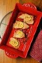 Free Fried Turkey With Lemon Slices Stock Image - 23849831