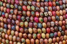 Free Easter Eggs Royalty Free Stock Photos - 23841188