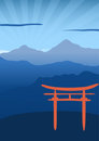 Free Japan Gate Stock Photos - 23858173