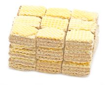 Free Wafers Stock Photography - 23850172