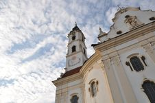 Free Baroque Church Stock Photos - 23850613