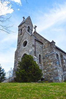 Free Dahlgren Chapel Stock Photo - 23863940