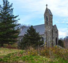 Free Dahlgren Chapel Royalty Free Stock Image - 23863946