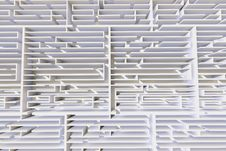 Free 3d Maze Stock Photo - 23864120