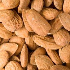 Free Almonds Royalty Free Stock Photo - 23864645