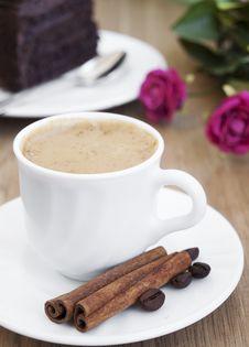 Free Cappuccino Stock Image - 23866721