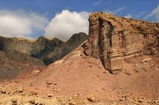 Free Timna Valley Park, Israel Stock Photos - 23867733
