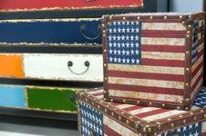 Free Magic Boxes Royalty Free Stock Photo - 23869485