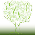 Free Green Tree Royalty Free Stock Images - 23874379