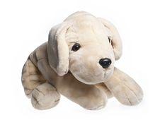 Free Plush Dog Royalty Free Stock Photos - 23870418