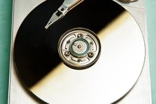 Free Hard Disk Drive Internal Stock Photo - 23872540