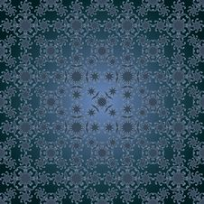 Free Pattern Blue Dark Seamless Stock Photography - 23874132