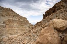 Free Judean Desert Stock Photography - 23876322