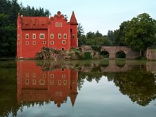 Free Cervena Lhota Chateau Stock Photos - 23877273