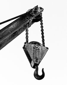 Free Old Crane Stock Photo - 23878710