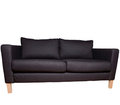 Free Sofa Isolated On White Stock Images - 23885084