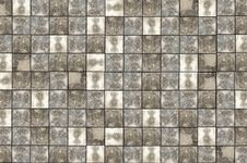 Free Concrete Wall In Block Pattern Stock Photo - 23884000