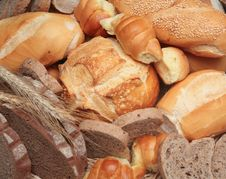 Free Bread Variety Stock Photos - 23884993