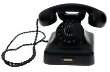 Free Old Phone Stock Image - 23887111