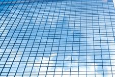 Free Blue Sky Reflection Stock Images - 23888634