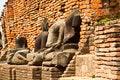 Free Ancient Ruin Buddha Image Royalty Free Stock Photo - 23896455