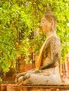 Free Ancient Ruin Buddha Image Royalty Free Stock Image - 23896466