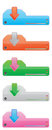Free Buttons With Arrows Collection Stock Photo - 23898890