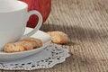 Free Italian Cantuccini Cookies Stock Photos - 23899963