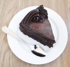 Free Chocolate Cake Royalty Free Stock Images - 23894399