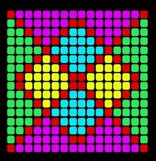Free Cube Background 2 Stock Image - 23894941